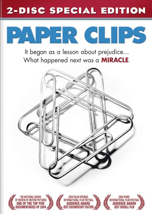 PAPER CLIPS BY HOOPER,LINDA (DVD)